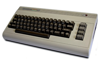 Plats nr 1: Commodore 64
