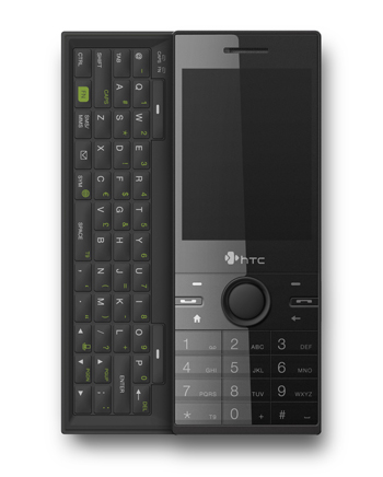 HTC S740: S som i snyggare