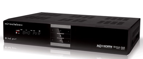 Miraclebox 8 HD PVR