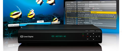 Canal Digital PVR-5720SX
