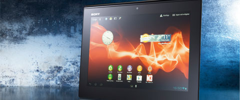 Sony Mobile Xperia Tablet S