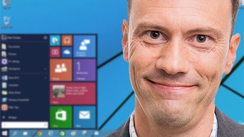 Windows 10 p� platta