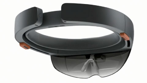 Microsofts Hololens drivs med tidigare ok�nd Intelprocessor