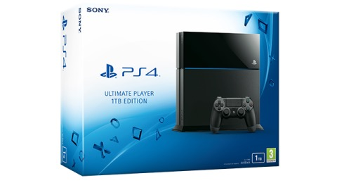 PS 4 Ultimate Player 1TB Edition