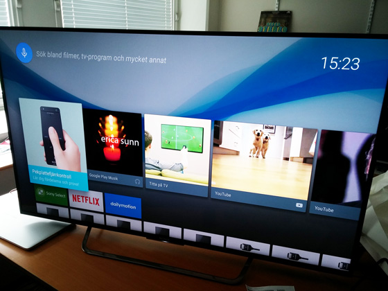 Sony Bravia X85 C Android TV