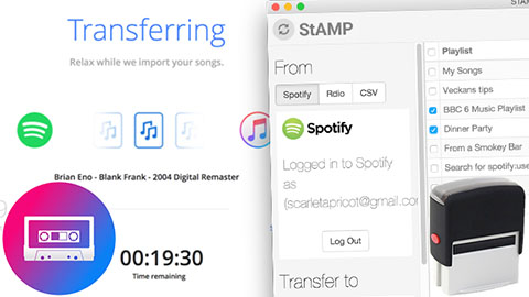 Move to Apple Music vs Stamp