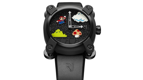Super Mario Bros Watch