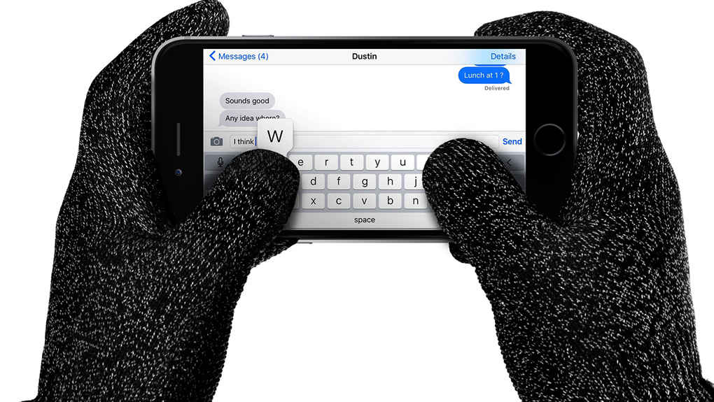 Mujjo Single Layered Touchscreen Gloves