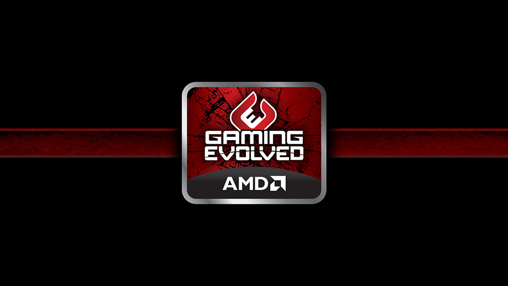 AMD Gaming Evolved