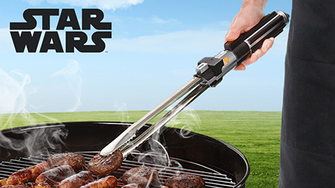 star wars grilltång